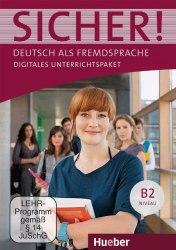 Sicher! B2 Digitales Unterrichtspaket / Ресурси для інтерактивної дошки