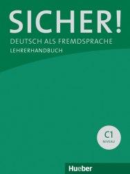 Sicher! C1 Lehrerhandbuch Lektion 1-12 / Підручник для вчителя