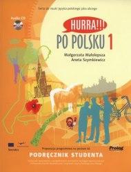 Hurra!!! Po Polsku 1 Podręcznik Studenta z CD / Підручник для учня