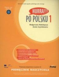 Hurra!!! Po Polsku 1 Podręcznik Nauczyciela / Підручник для вчителя