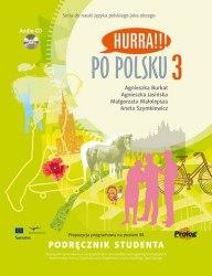 Hurra!!! Po Polsku 3 Podręcznik Studenta z CD / Підручник для учня