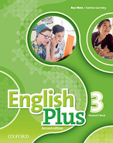 English Plus 3 (2nd Edition) Student's Book / Підручник для учня
