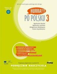 Hurra!!! Po Polsku 3 Podręcznik Nauczyciela / Підручник для вчителя