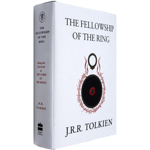 The Hobbit & The Lord of the Rings Gift Set: A Middle-earth Treasury (80th Anniversary Edition) - J. R. R. Tolkien / набір книг
