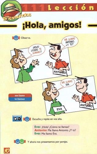 Los Trotamundos 1 Libro del alumno / Підручник для учня