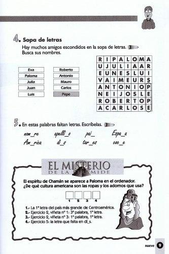 Los Trotamundos 1 Cuaderno de actividades / Робочий зошит