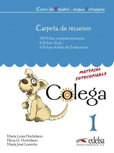 Colega 1 Carpeta de recursos / Ресурси для вчителя