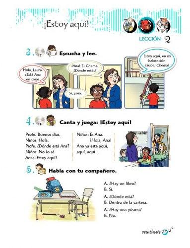 Colega 2 Libro del alumno + Libro de ejercicios + Audio CD / Підручник для учня з зошитом