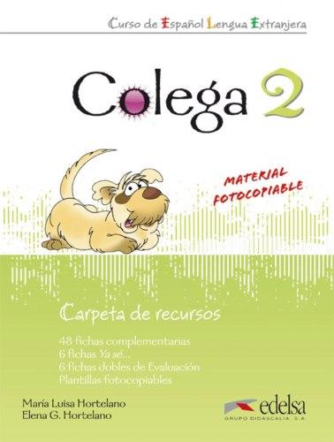 Colega 2 Carpeta de recursos / Ресурси для вчителя