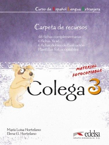 Colega 3 Carpeta de recursos / Ресурси для вчителя