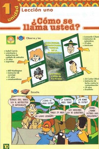Los Trotamundos 2 Libro del alumno / Підручник для учня