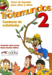 Los Trotamundos 2 Cuaderno de actividades / Робочий зошит