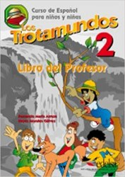 Trotamundos 2 Libro del profesor / Підручник для вчителя