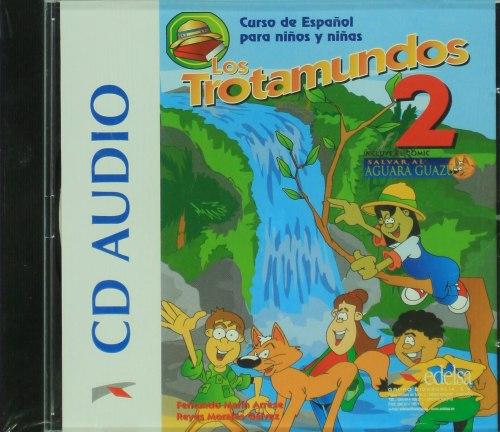 Los Trotamundos 2 Audio CD / Аудіо диск