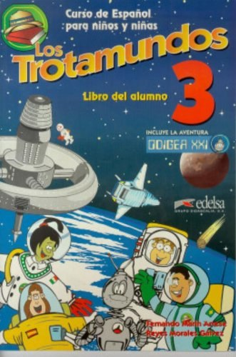 Los Trotamundos 3 Libro del alumno / Підручник для учня