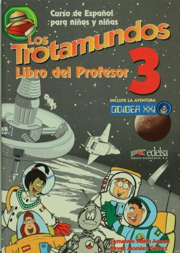 Trotamundos 3 Libro del profesor / Підручник для вчителя