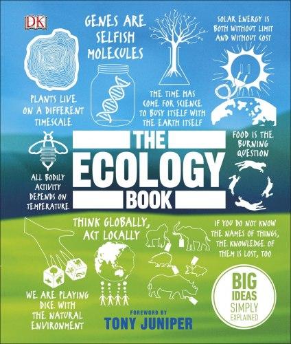 The Ecology Book - Tony Juniper