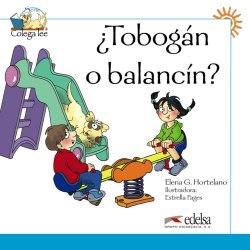 Colega Lee 1 ?Tobogan o balancin? / Книга для читання