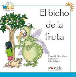 Colega Lee 1 El bicho de la fruta / Книга для читання