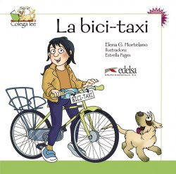 Colega Lee 2 La bici-taxi / Книга для читання