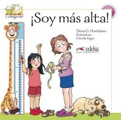 Colega Lee 2 Soy mas alta / Книга для читання