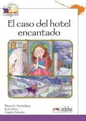 Colega Lee 3 El caso del hotel encantado / Книга для читання