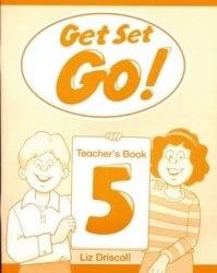 Get Set Go! 5 Teacher's Book / Підручник для вчителя