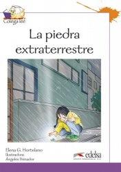Colega Lee 3 La piegra extraterrestre / Книга для читання