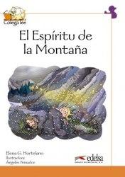 Colega Lee 4 El Espiritu de la Montana / Книга для читання