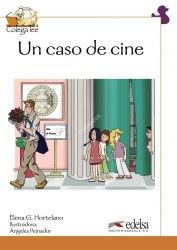 Colega Lee 4 Un Caso de Cine / Книга для читання