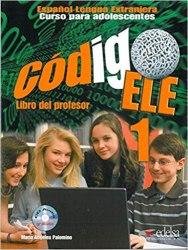 Codigo ELE 1 Libro del profesor + Audio CD / Підручник для вчителя