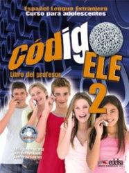 Codigo ELE 2 Libro del profesor + Audio CD / Підручник для вчителя