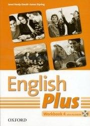 English Plus 4 Workbook / Робочий зошит