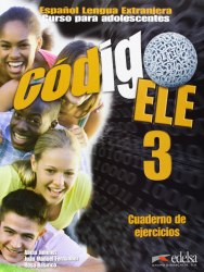 Codigo ELE 3 Cuaderno de ejercicios / Робочий зошит