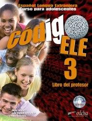 Codigo ELE 3 Libro del profesor + Audio CD / Підручник для вчителя