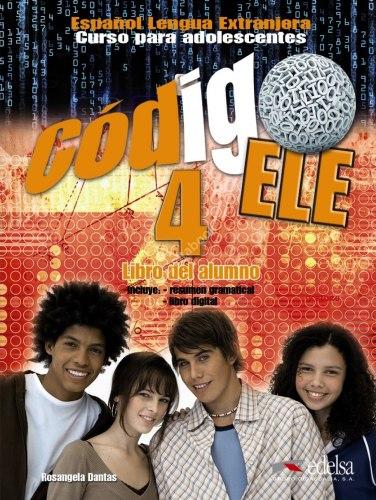 Codigo ELE 4 Libro del alumno + CD-ROM / Підручник для учня