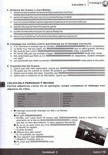 Codigo ELE 4 Cuaderno de ejercicios / Робочий зошит