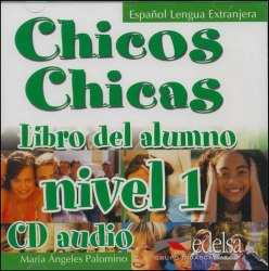 Chicos Chicas 1 Audio CD / Аудіо диск