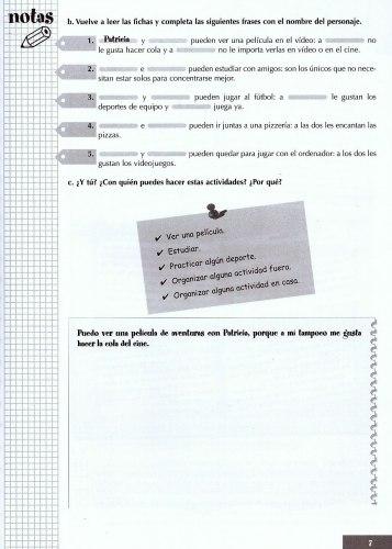 Chicos Chicas 2 Cuaderno de Ejercicios / Робочий зошит