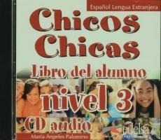 Chicos Chicas 3 Audio CD / Аудіо диск