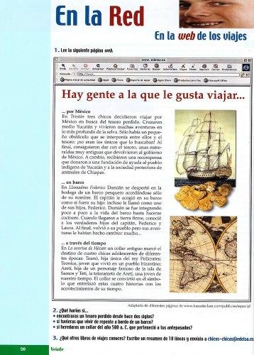 Chicos Chicas 4 Libro del Alumno / Підручник для учня