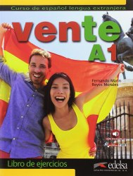 Vente A1 Libro De Ejercicios + Audio Descargable / Робочий зошит