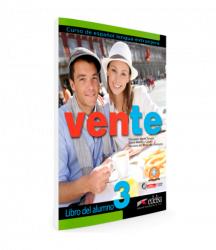 Vente 3 (B2) Libro del alumno / Підручник для учня