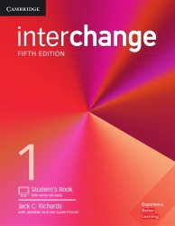 Interchange (5th Edition) 1 Student's Book with Online Self-Study / Підручник для учня
