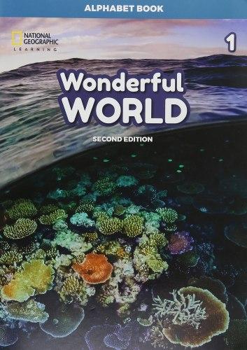 Wonderful World (2nd Edition) 1 Alphabet Book / Прописи