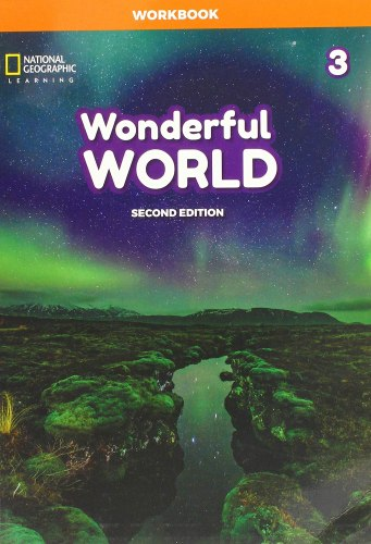 Wonderful World (2nd Edition) 3 Workbook / Робочий зошит