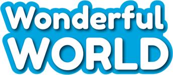 Wonderful World (2nd Edition) 3 Posters / Плакати