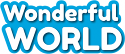 Wonderful World (2nd Edition) 3 Posters / Плакати