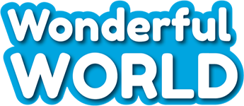 Wonderful World (2nd Edition) 4 Posters / Плакати