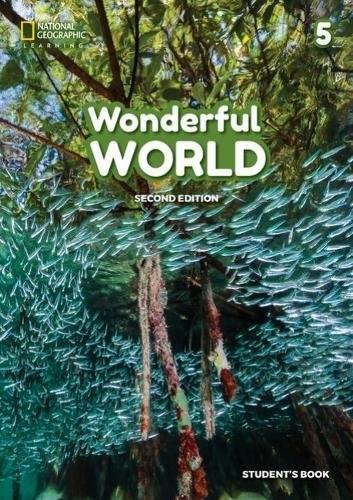 Wonderful World (2nd Edition) 5 Student's Book / Підручник для учня